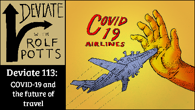 Cover art for How COVID-19 will transform the business of long-term world travel