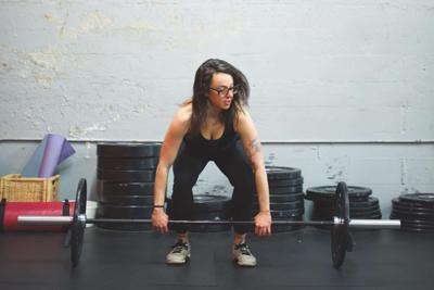 Lacy Davis on Weight Lifting, Empowerment, and Eating Disorder Recovery