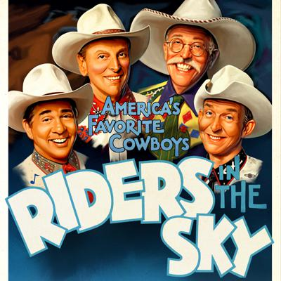 Riders Radio Theater was a half hour, weekly, cult favorite/public radio show performed live by the two-time Grammy Award-winning western and comedy band Riders In The Sky in Nashville and Cincinnati from 1988-1995. Called at the time
