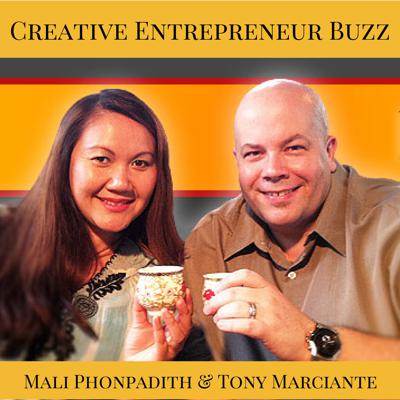 """CE Buzz helps creatives sharpen their entrepreneurial mindset so their businesses can launch, grow and collaborate.  CE Buzz launches 3 shows per week highlighting topics that support creative entrepreneurs with insights, useful tips and tools, and lessons learned to help them sell their art and talents successfully to the market. CE Buzz focuses on strategies, the entrepreneurial mindset, and suggest products and tools that will allow creative visionaries to launch, grow and collaborate their businesses with their targeted communities of consumers, partners and fans.  Are you ready to become a creative entrepreneur?  If the answer is """"HECK YEAH!, then it's time to start the BUZZ!"""