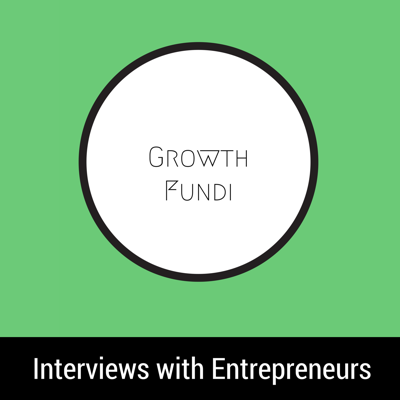 Interviews with entrepreneurs & experts on startup, business & personal growth.