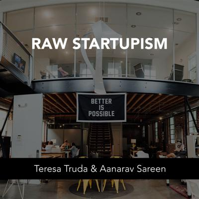 Cover art for Ep 01: Welcome to Raw Startupsim