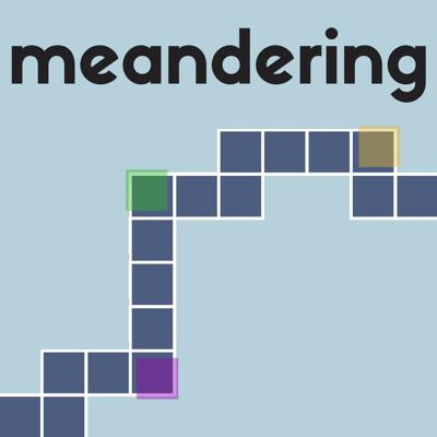 Meandering: A Travel Journal by Annie Fassler and Jonah Geil-Neufeld