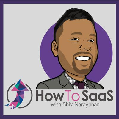 Have you ever wondered about what other SaaS companies are doing to grow their business? What channels are they experimenting with? Where are they finding traction?  Welcome to How To SaaS — the go-to podcast for growing your cloud software company. Hosted by growth strategist Shiv Narayanan, Founder of How To SaaS and the CMO of Wild Apricot — the #1 membership software for small associations and nonprofits.  Each week will bring you interviews with founders, CEOs and growth leaders who have successfully implemented a growth strategy to help you take your cloud software company to the next level.