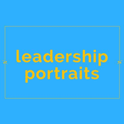 Leadership Portraits is a conversation to inspire the leader in you. Leadership is a lifestyle choice; a set of core values, a culture of the heart. We lead people everyday because we influence people everyday.    Please rate & subscribe to this podcast in iTunes to help other people find it more easily. Who can you inspire by sharing this content with them?  music from http://www.bensound.com/royalty-free-music, www.freestockmusic.com, www.audioblocks.com