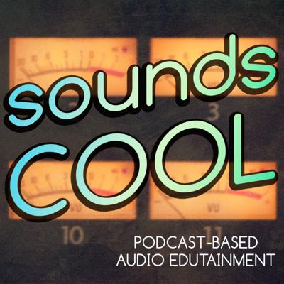 SOUNDS COOL! A podcast-based edutainment series on audio and music recording technology, applications, and theory!  Dan wants to learn more about audio production and technology, so that he can help out with the many endeavors that Joe involves him in. On this podcast we'll be focusing on everything from the inception of punch-card music machines to how to blast music into a cassette tape *just right* from someone who is probably under-qualified to talk about those particular subjects.  You can find our podcast on Soundcloud and iTunes once we get all of that sorted. This is our first attempt at podcasting, so do us a solid and hit