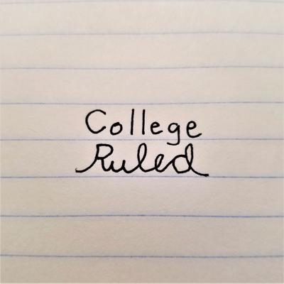 College Ruled