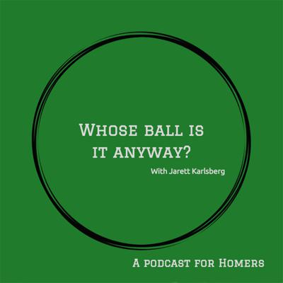 Whose ball is it anyway?