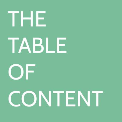 The Table of Content Pod provides you with weekly updates on music, movies, video games, and all other types of media.  follow to stay up to date on the newest trailers and the most delicious beer out there!