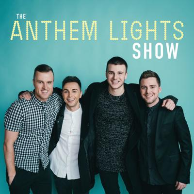 """Anthem Lights has been entertaining and inspiring people around the globe with their captivating vocals, genre-defying songs, and messages of encouragement for more than 7 years.  Now for the first time, Caleb, Chad, Joey, and Spencer share an exclusive behind-the-scene look behind their music and their individual lives with """"The Anthem Lights Show""""."""