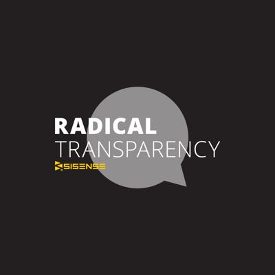 Radical Transparency shows how business decision-makers are using analytics to make unexpected discoveries that revolutionize companies, disrupt industries, and, sometimes, change the world. Created by Sisense, Radical Transparency combines storytelling with analysis, economics, and data science to highlight the big opportunities and the big mistakes uncovered by analytics in business.
