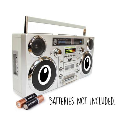 AA: Batteries Not Included