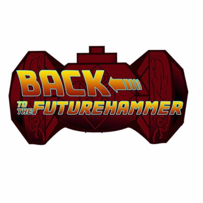 Cover art for Back to the futurehammer episode 2
