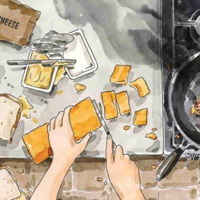 Government Grilled Cheese Podcasts
