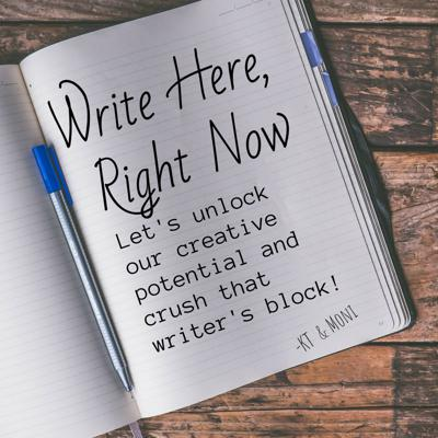 Write Here, Right Now