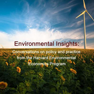 Environmental Insights: Conversations on policy and practice from the Harvard Environmental Economics Program