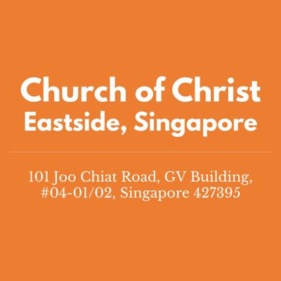 Gospel recordings from Eastside Church of Christ, Singapore.