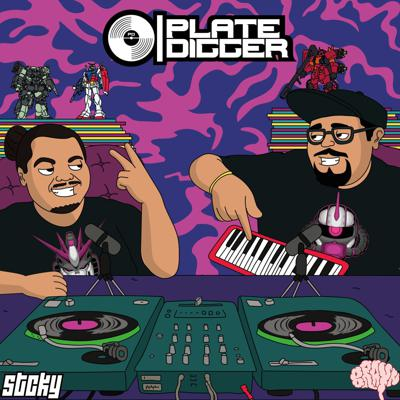 Plate Digger Podcast