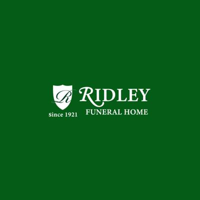 Ridley Funeral Home Life's Undertakings