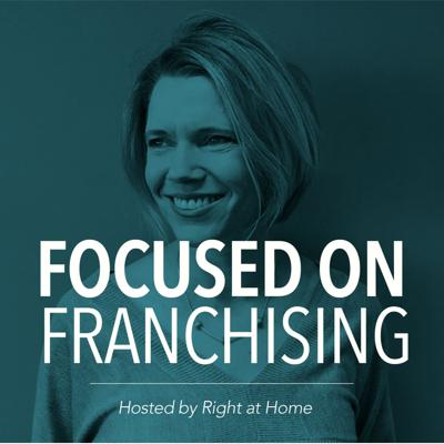 Kate Dilworth, Franchise Recruitment Manager for Right at Home, hosts a series of podcasts to help and inform anyone thinking of buying a franchise.