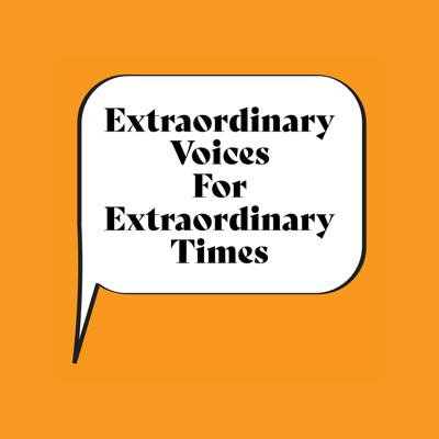 Extraordinary Voice for Extraordinary Times