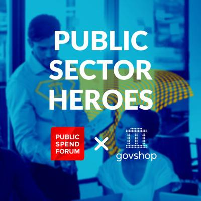 Public Sector Heroes Podcast