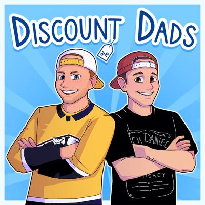 The Discount Dads are Jeremy and Billy. They're 2 dads who know they aren't the best, but are doing the best they can. We cover topics about family, life, work, and most of the time complete randomness.
