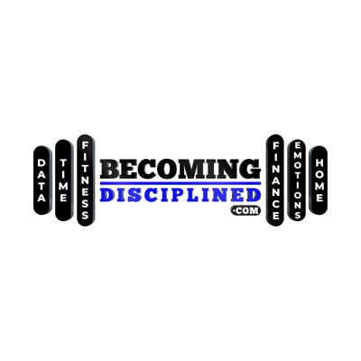 Becoming Disciplined