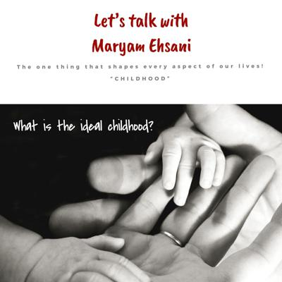 Let's talk with Maryam Ehsani