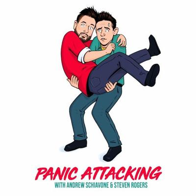 Panic Attacking:  Comedy & Anxiety Podcast