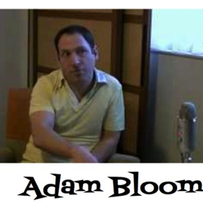 Cover art for Adam Bloom (a Coffee with…)