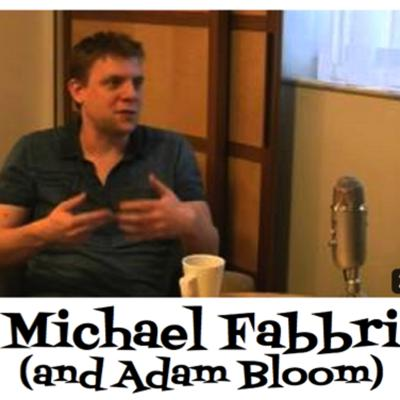 Cover art for Michael Fabbri (& Adam Bloom) (a Coffee with…)