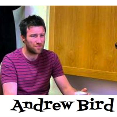 Cover art for Andrew Bird (a Coffee with…)