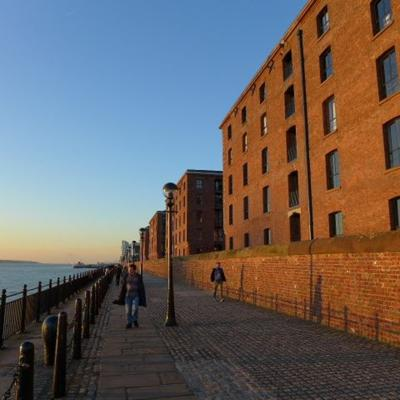 Cover art for Report on Liverpool Waterfront Visitor Economy