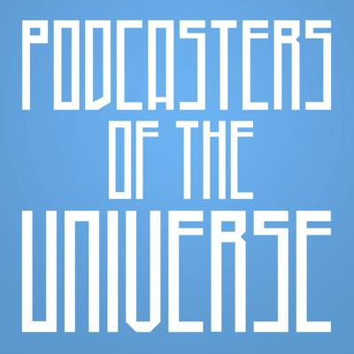 Cover art for Podcasters Of The Universe - Episode 9: I Should Be So Wookie!