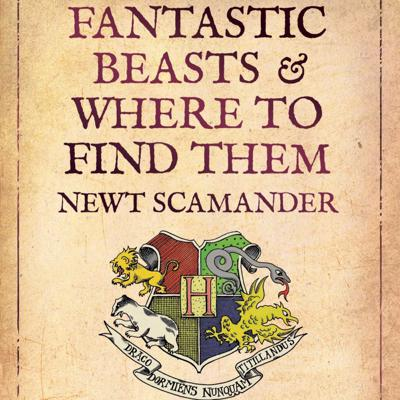Cover art for Holiday Edition: Fantastic Beasts And Where To Find Them (w/ Leeann
