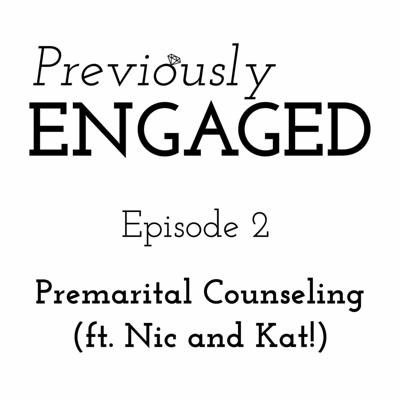 Cover art for PE Episode 2 - Premarital Counseling (ft. Nic and Kat!)