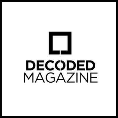 Cover art for Decoded Magazine - Johnny Trotter - (Guest Mix)