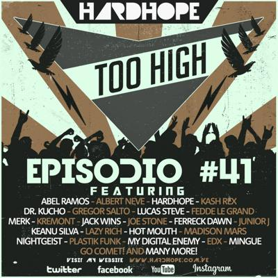 Cover art for HardHope - Too High Episodio #41