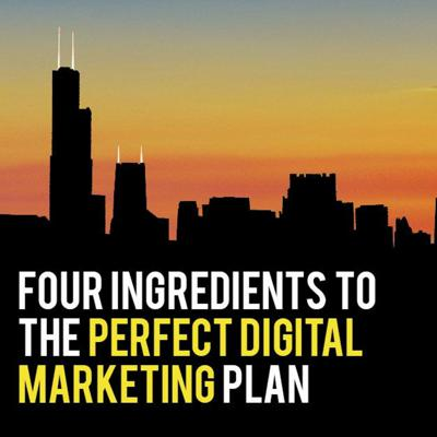Cover art for Four Ingredients to the Perfect Digital Marketing Plan (with Rich Brooks)