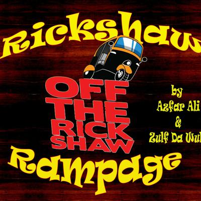 Cover art for 31.2- Rickshaw Rampage - Leave the bad jokes to us!