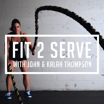 Cover art for Fit 2 Serve: The New 5K
