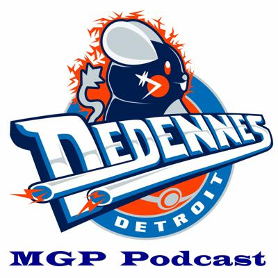 Cover art for MGP Podcast Ep. 4