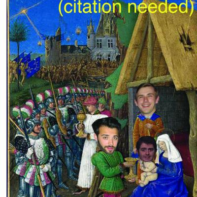 Cover art for (citation needed)- 28- Machiavelli and the Hundred Years War