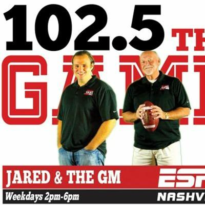 Sean Henry, CEO of the Nashville Predators, on Jared and the GM 8-25-16