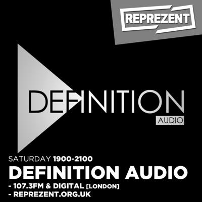 Cover art for Reprezent 03.09.16 - Definition Audio Takeover Week 2