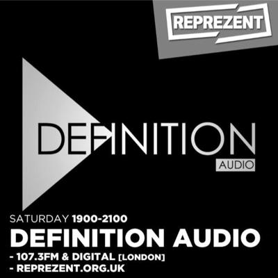Cover art for Reprezent 10.09.16 - Definition Audio Takeover Week 3