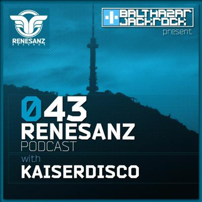 Cover art for Renesanz Podcast 043 with Kaiserdisco