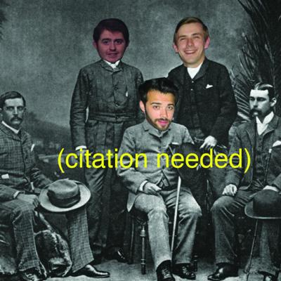 Cover art for (citation needed)- 29 - William Stairs