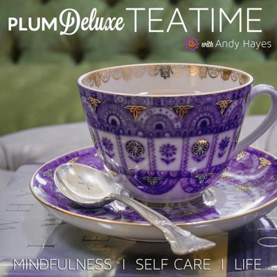 Cover art for Creative Expression with Jen Louden (Tea Time Podcast Episode 10)